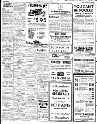 The Courier News from Blytheville, Arkansas on February 5, 1952 · Page 8