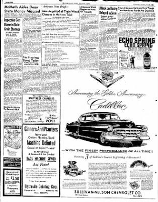 The Courier News from Blytheville, Arkansas on February 5, 1952 · Page 10