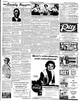 The Courier News from Blytheville, Arkansas on February 6, 1952 · Page 4