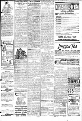 Logansport Pharos-Tribune from Logansport, Indiana on March 26, 1895 · Page 7