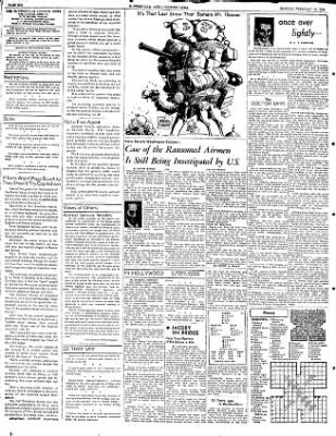The Courier News from Blytheville, Arkansas on February 11, 1952 · Page 6