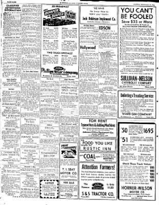 The Courier News from Blytheville, Arkansas on February 11, 1952 · Page 8