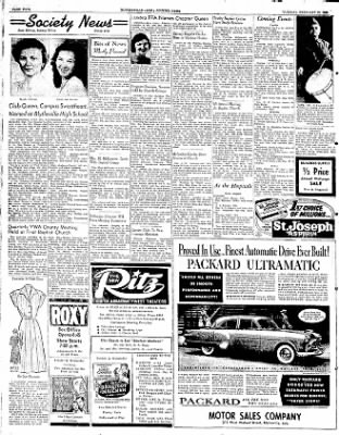 The Courier News from Blytheville, Arkansas on February 12, 1952 · Page 4