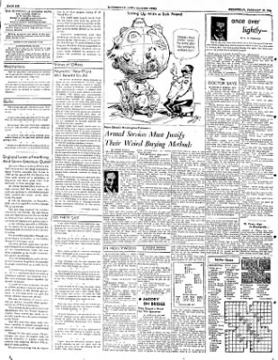 The Courier News from Blytheville, Arkansas on February 13, 1952 · Page 6