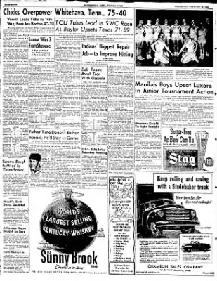 The Courier News from Blytheville, Arkansas on February 13, 1952 · Page 8