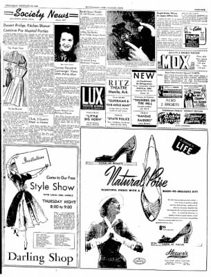The Courier News from Blytheville, Arkansas on February 27, 1952 · Page 5