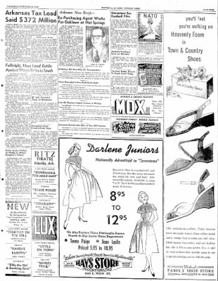 The Courier News from Blytheville, Arkansas on February 28, 1952 · Page 5