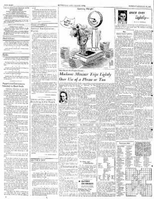 The Courier News from Blytheville, Arkansas on February 28, 1952 · Page 8