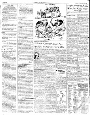 The Courier News from Blytheville, Arkansas on February 29, 1952 · Page 6