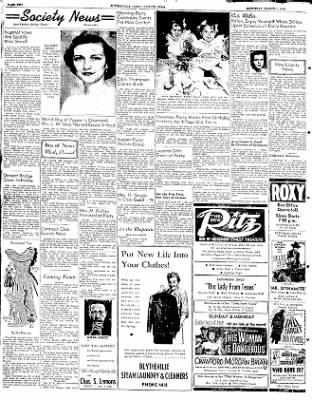 The Courier News from Blytheville, Arkansas on March 1, 1952 · Page 1