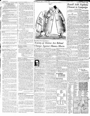 The Courier News from Blytheville, Arkansas on March 1, 1952 · Page 3