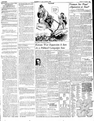 The Courier News from Blytheville, Arkansas on March 4, 1952 · Page 8