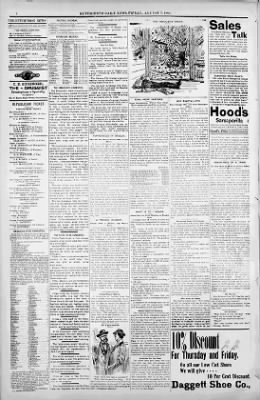 506b22870 The Hutchinson News from Hutchinson, Kansas on August 7, 1896 · 4