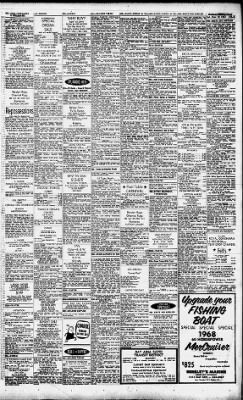 Oakland Tribune from Oakland, California on November 18, 1967 · 19Newspapers.com