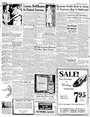 The Courier News from Blytheville, Arkansas on March 6, 1952 · Page 6