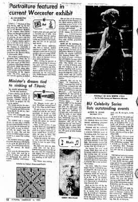 The Lowell Sun from Lowell, Massachusetts on January 5, 1975 · Page 129