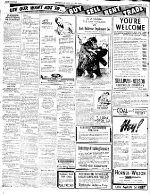 The Courier News from Blytheville, Arkansas on March 6, 1952 · Page 14