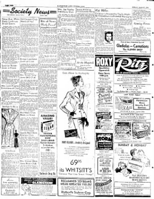 The Courier News from Blytheville, Arkansas on March 7, 1952 · Page 4