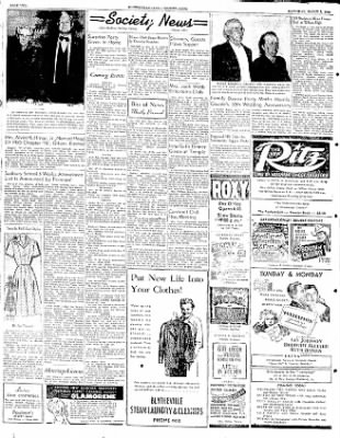 The Courier News from Blytheville, Arkansas on March 8, 1952 · Page 2