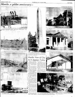 The Courier News from Blytheville, Arkansas on March 8, 1952 · Page 3
