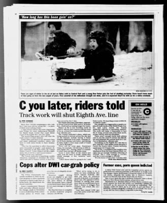 Daily News from New York, New York on January 21, 2000 · 996