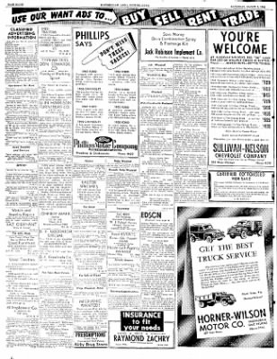 The Courier News from Blytheville, Arkansas on March 8, 1952 · Page 8
