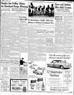 The Courier News from Blytheville, Arkansas on March 11, 1952 · Page 7