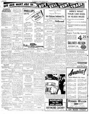 The Courier News from Blytheville, Arkansas on March 11, 1952 · Page 10