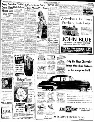 The Courier News from Blytheville, Arkansas on March 12, 1952 · Page 9