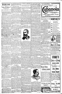 Logansport Pharos-Tribune from Logansport, Indiana on December 10, 1897 · Page 18