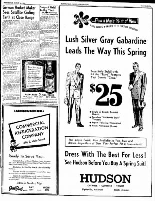 The Courier News from Blytheville, Arkansas on March 12, 1952 · Page 11