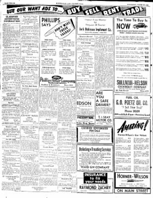 The Courier News from Blytheville, Arkansas on March 12, 1952 · Page 12