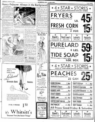 The Courier News from Blytheville, Arkansas on March 13, 1952 · Page 3