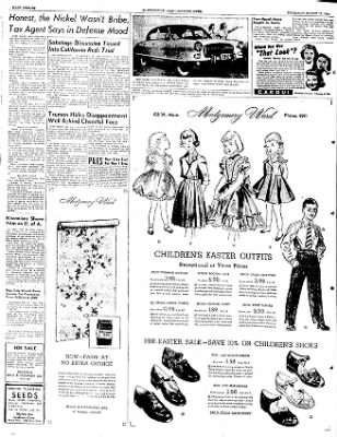 The Courier News from Blytheville, Arkansas on March 13, 1952 · Page 12