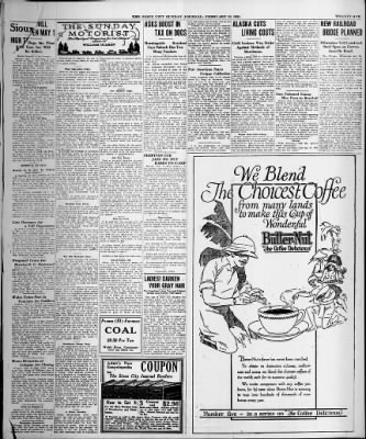 Sioux City Journal from Sioux City, Iowa on February 10, 1924 · 21