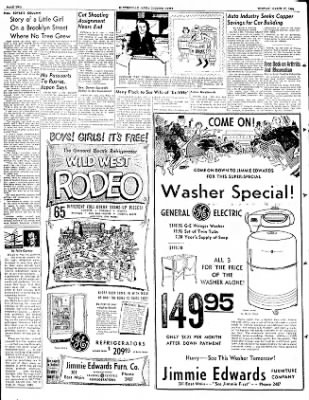 The Courier News from Blytheville, Arkansas on March 17, 1952 · Page 2