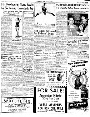 The Courier News from Blytheville, Arkansas on March 17, 1952 · Page 8