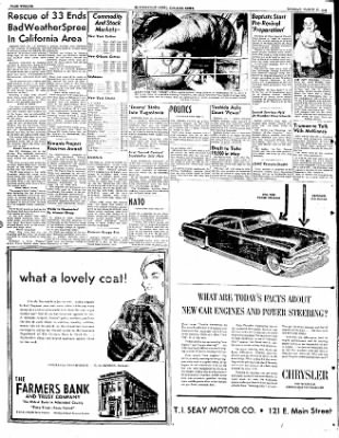 The Courier News from Blytheville, Arkansas on March 17, 1952 · Page 12