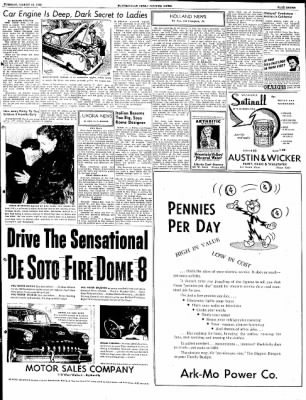 The Courier News from Blytheville, Arkansas on March 18, 1952 · Page 7