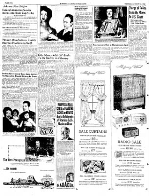 The Courier News from Blytheville, Arkansas on March 19, 1952 · Page 2