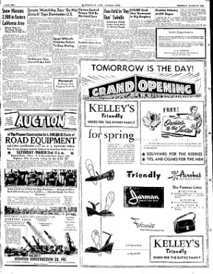 The Courier News from Blytheville, Arkansas on March 20, 1952 · Page 2
