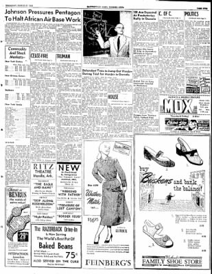 The Courier News from Blytheville, Arkansas on March 20, 1952 · Page 5