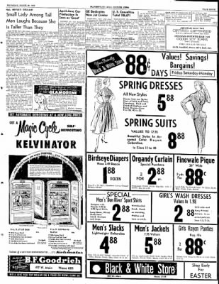 The Courier News from Blytheville, Arkansas on March 20, 1952 · Page 7