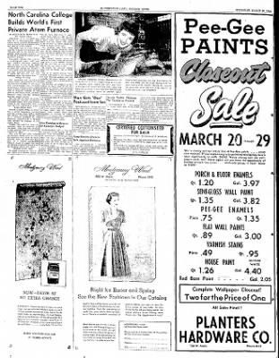 The Courier News from Blytheville, Arkansas on March 20, 1952 · Page 10