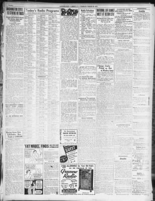 Courier-Post from Camden, New Jersey on March 20, 1934 · 20