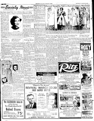 The Courier News from Blytheville, Arkansas on March 22, 1952 · Page 4