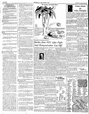 The Courier News from Blytheville, Arkansas on March 22, 1952 · Page 6
