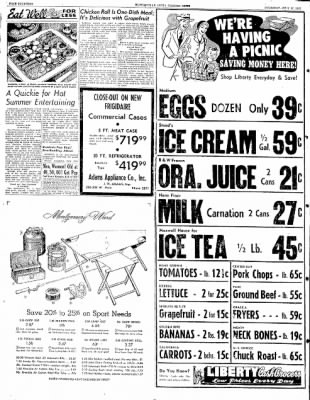 The Courier News from Blytheville, Arkansas on July 17, 1952 · Page 6