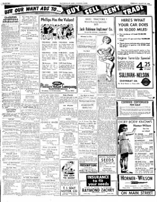The Courier News from Blytheville, Arkansas on March 25, 1952 · Page 10