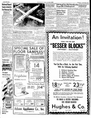 The Courier News from Blytheville, Arkansas on March 25, 1952 · Page 12
